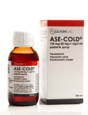 Ase-Cold Pediatrik Şurup